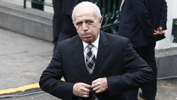 Guido Lombardi no se quedó callado ante acusaciones de Mauricio Mulder. (Atoq Ramón/Perú21)