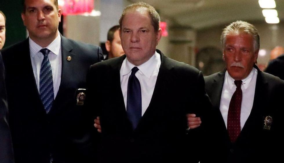La Fiscalía de Manhattan se opone al reclamo de Harvey Weinstein para trasladar juicio a otra corte. (Foto: EFE)