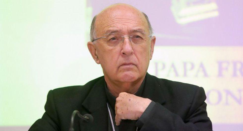 """Pedro Barreto también aseguró que Fuerza Popular """"pudo hacer muchísimo por el país y no lo hizo"""". (Foto: GEC)"""