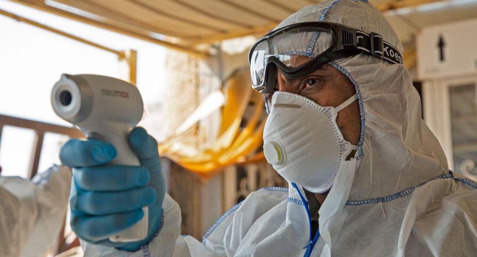 Este martes, Irán confirmó 34 nuevos casos de infectados y tres muertes más. (AFP).