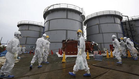 Fukushima: Bombas vierten por error agua altamente radioactiva. (Reuters)