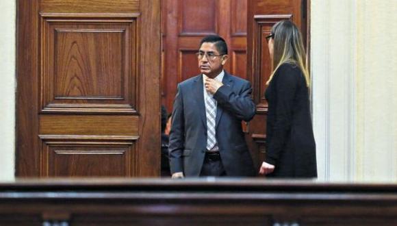 César Hinostroza salió en libertad provisional luego de fallo de la Audiencia Nacional de España. (Foto: GEC)