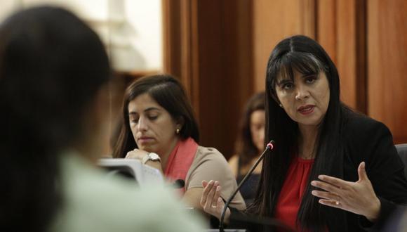 Desilú León ha trabajado anteriormente en los ministerios de Educación y Salud. (Foto: PCM)