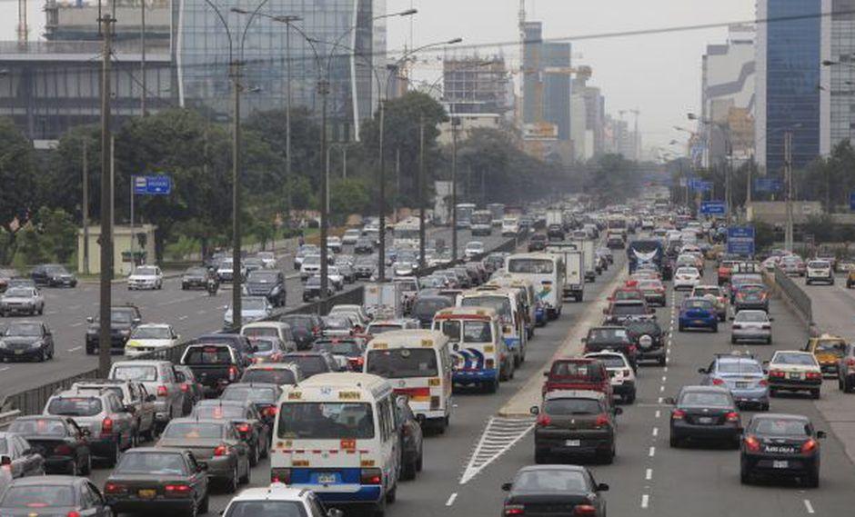 Municipalidad de Lima aplaza, una vez más, funcionamiento de corredor Javier Prado-La Marina-Faucett. (Perú21)