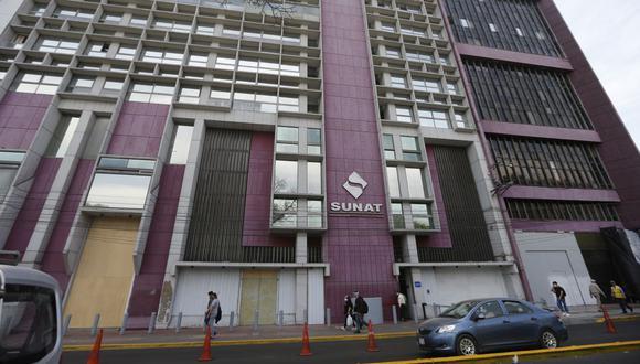 Natale Amprimo Explica que cambios a favor de la Sunat afectan el secreto bancario de los contribuyentes. Para el tributarista Jorge Picón, la medida debió aplicarse mediante modificación constitucional. (Foto: Violeta Ayasta / GEC)