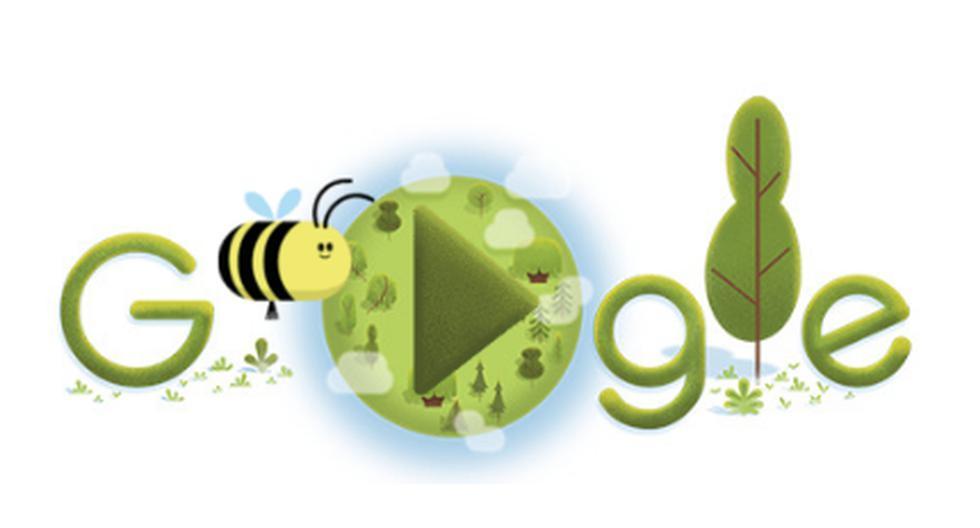 En la animación se le ha dado importancia al papel de las abejas, cuya labor de polinización es primordial en la sobrevivencia de los ecosistemas.  (Google)