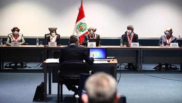 La JNJ dará a conocer los resultados finales el 29 de agosto. (Foto: Hugo Curotto / GEC)
