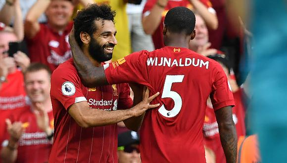 Liverpool es el único equipo con puntaje perfecto en lo que va de la Premier League 2019-20. (Foto: AFP)