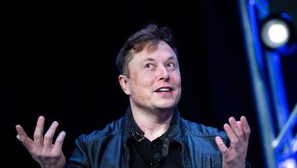 Elon Musk y su odisea espacial con SpaceX serán la base de una serie limitada que está preparando la cadena HBO. (Foto: Brendan Smialowski / AFP)