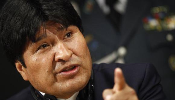 SE DESESPERA. Morales no asumió ninguna responsabilidad en las demandas contra su gobierno. (Reuters)