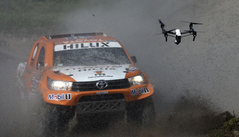 Dakar 2016 recorre Argentina y Bolivia (AFP)
