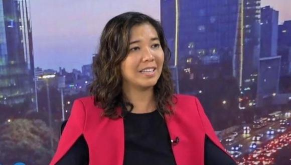 Romy Chang opinó sobre el caso del sospechoso de coronavirus que se negó a pasar la prueba de descarte. (Foto: GEC)