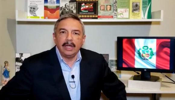 Alberto Beingolea se pronunciaría hoy sobre fallo del JEE (Facebook).