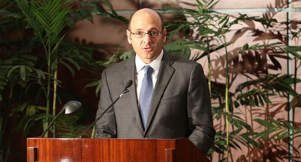 Dionisio Romero Paoletti, empresario, líder el Grupo Romero y presidente del directorio de Credicorp. (Martín Pauca)