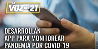 Empresa peruana desarrolla APP para monitorear y controlar la pandemia del COVID-19