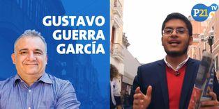Gustavo Guerra García, candidato a la Alcaldía de Lima de Juntos Por el Perú