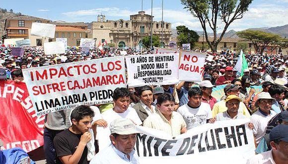 Ahora se espera que el Ejecutivo levante el Estado de Emergencia en la región. (Perú21)