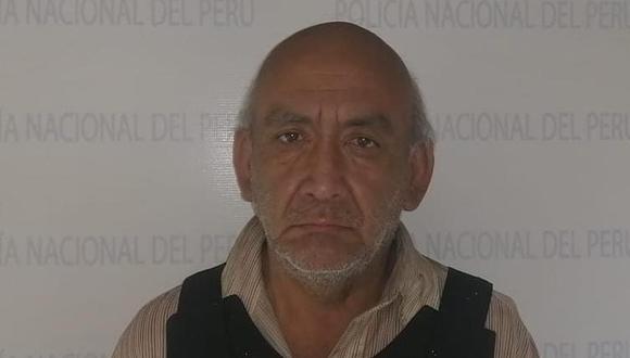 José Muñoz Alva fue detenido por su presunta autoría en el asalto con la modalidad de 'marca' en el Callao. (Foto: PNP)