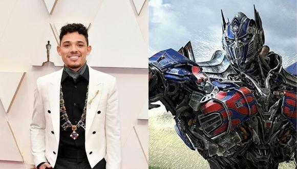 """El latino Anthony Ramos apunta a liderar la nueva película de """"Transformers"""". (Foto: @anthonyramosofficial/Paramount Pictures)"""