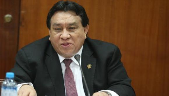 El excongresista José Luna señaló que hay documentos que prueban el trabajo que realizó el exalcalde de Lima, Luis Castañeda Lossio, en la Universidad Telesup. (Foto: GEC)