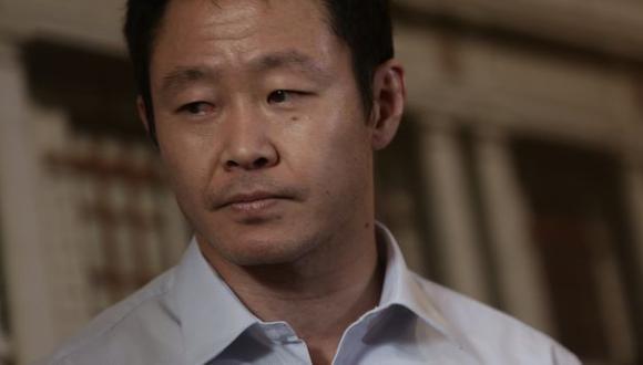 Congresista Kenji Fujimori recuerda lucha antiterrorista durante gobierno de su padre.