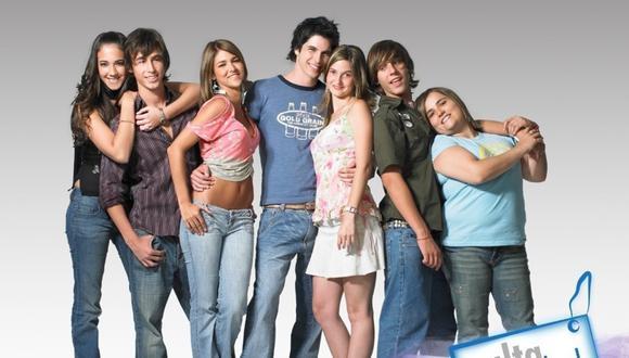 """""""Esta sociedad"""" se transmitió por América TV entre el 2006 y el 2008. (Foto: América TV)"""