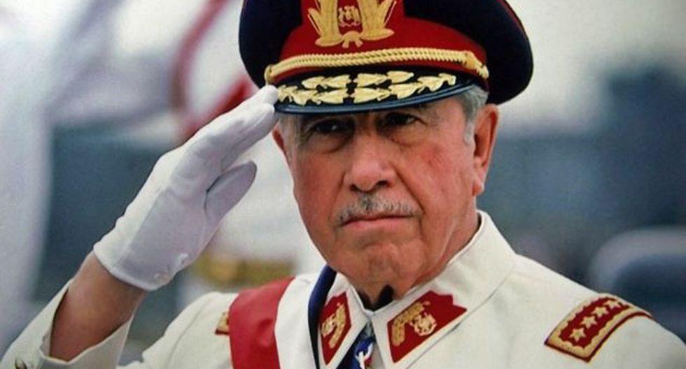 Augusto Pinochet. (Internet)