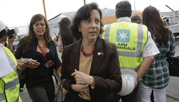 Reparaz fue la representante del Mincetur en la I Macrorrueda de Turismo de la Alianza del Pacífico. (USI)