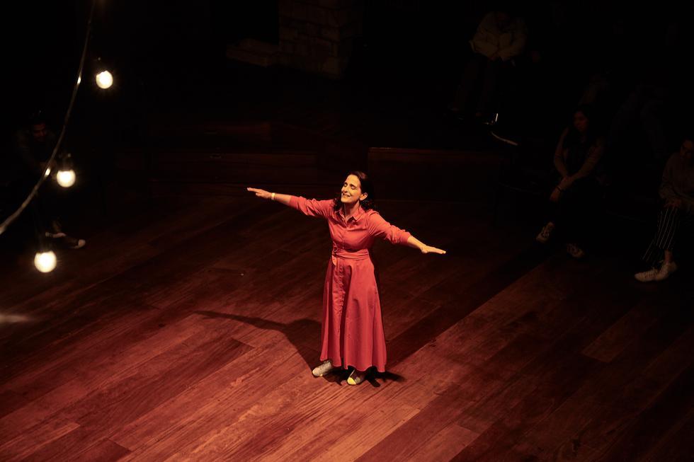 'Solo cosas geniales' es un unipersonal protagonizado por Norma Martínez (Difusión).