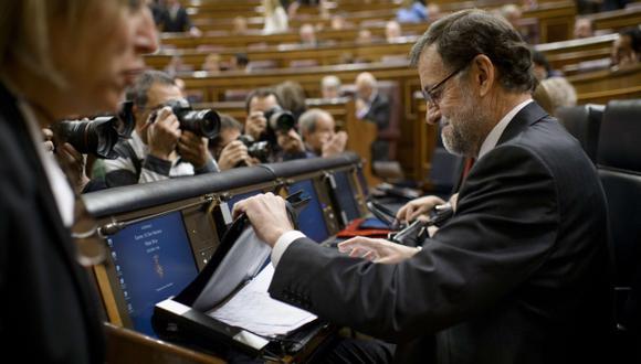 En camino. Alaban reformas emprendidas por Mariano Rajoy. (AFP)