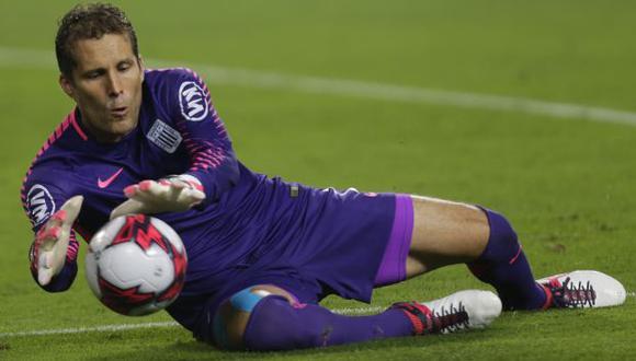 Leao Butrón es jugador de Alianza Lima desde el 2015. (Foto: USI)