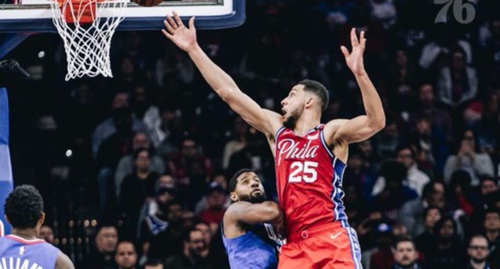 Philadelphia 76ers está valorizado en 2000 millones de dólares (Foto: Philadelphia 76ers)