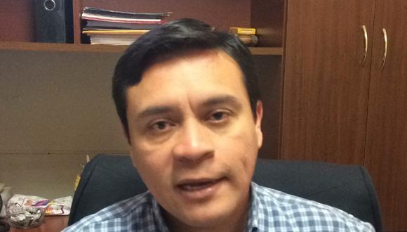 Jaime Távara indica que habría actos de corrupción.