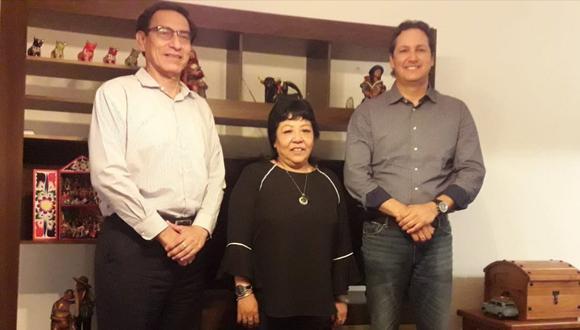 La jefa. Patricia Li tiene antecedentes por corrupción. Por eso, un sector de Somos Perú se desmarca de su plan para tomar el poder.