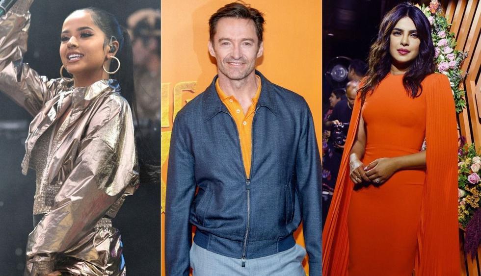Becky G, Hugh Jackman y Priyanka Chopra formarán parte de la nueva serie de documentales de NatGeo. (Foto: AFP)