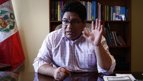 Rennán Espinoza (Foto: GEC)