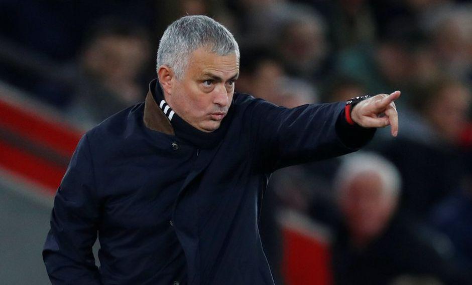José Mourinho también ha descartado dirigir al Benfica de Portugual (Foto: Reuters).