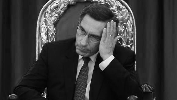 El informe de la Comisión de Fiscalización plantea inhabilitar a Martín Vizcarra en la función pública hasta por diez años. (Foto: GEC)