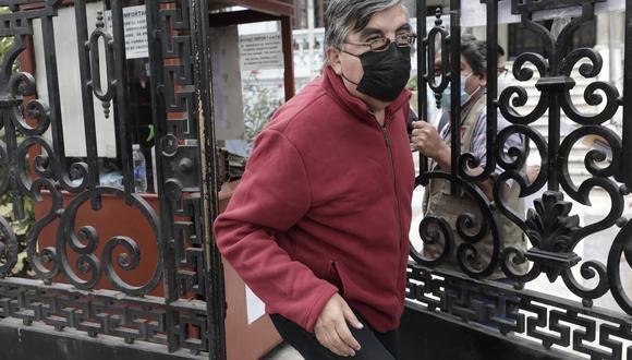 Alex Paredes aseguró que Perú Libre no le va a dar un cheque en blanco al gabinete de Guido Bellido. (Foto: Archivo GEC)