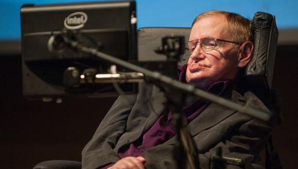 Hawking es el autor de la teoría del Big Bang. (AP)