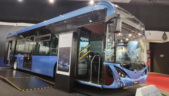 Bus Patrón Eléctrico podrá transportar hasta 250 pasajeros. (Foto: Referencial/ATU)