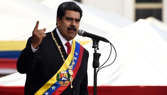 Maduro no ofreció detalles sobre cómo pagaría Venezuela los servicios médicos. (Foto: AFP).