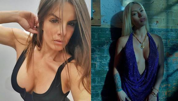 """Alejandra Baigorria se amistó con Leslie Shaw: """"La está haciendo linda"""""""