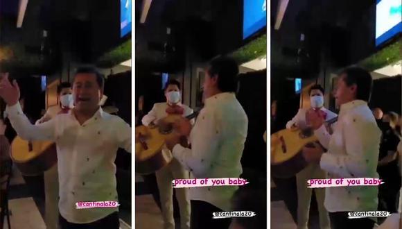 Magaly Medina y Alfredo Zambrano se divierten en Miami junto a sus amigos. (Foto: Instagram / @magalymedinav).