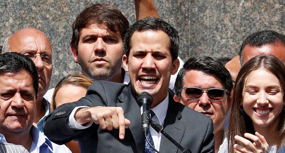 "Juan Guaidó: ""Es hora de que Cuba salga de las Fuerzas Armadas"" (Reuters)"