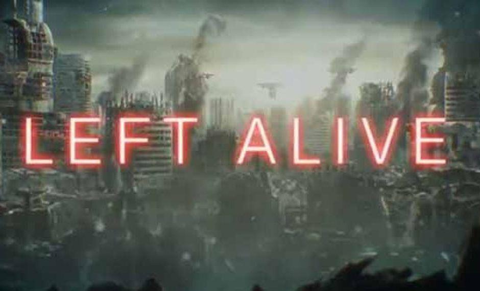 Se espera que Square Enix lance Left Alive en algún momento del 2019 para PS4 y PC (Steam).