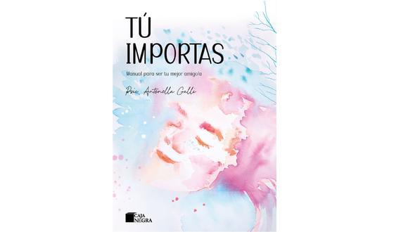 Libro de Antonella Galli.