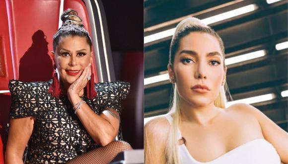 """Alejandra Guzmán será parte de """"Ellas y su música"""" de Univision luego que su hija Frida Sofía hizo graves acusaciones contra su abuelo Enrique Guzmán. (Foto: @laguzmanmx/@ifridag)"""