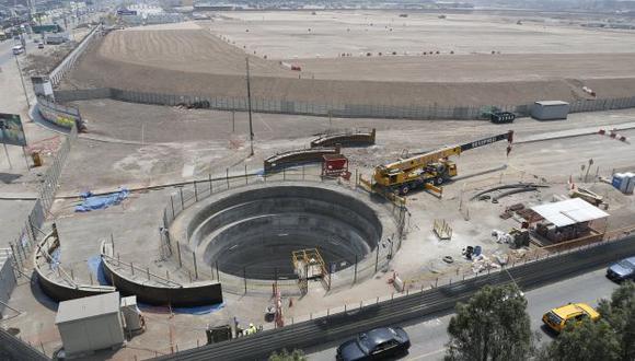 Se invertirán US$1,304.9 millones en la Línea 2 del Metro de Lima. (Perú21)