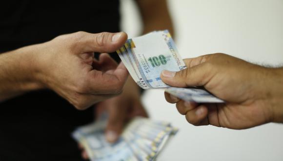 Sueldo mínimo podría incrementar este año. (USI)